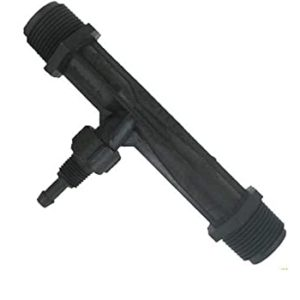 "2"" NPT EDUCTOR INJECTOR VENTURI 1.25"" MNPT SUCTION"